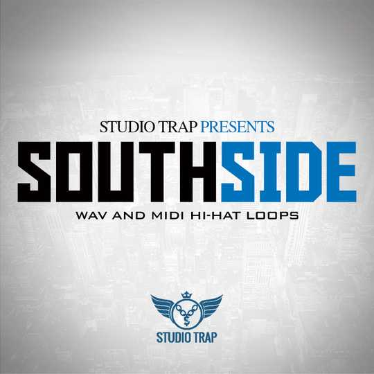 South Side Hi Hats Pack WAV MiDi | Images From Magesy® R Evolution™