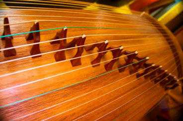 GuZheng KONTAKT | Images From Magesy® R Evolution™