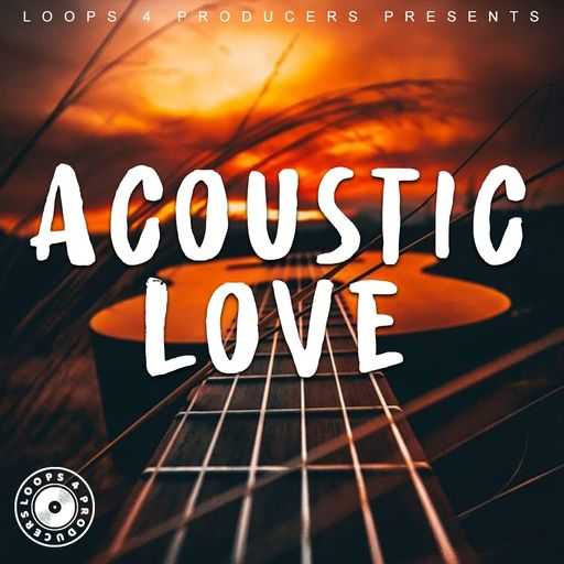 Acoustic Love WAV | Images From Magesy® R Evolution™