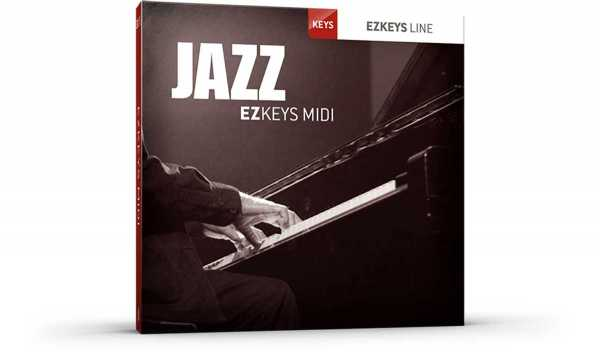 Jazz EZkeys MiDi MAC | Images From Magesy® R Evolution™