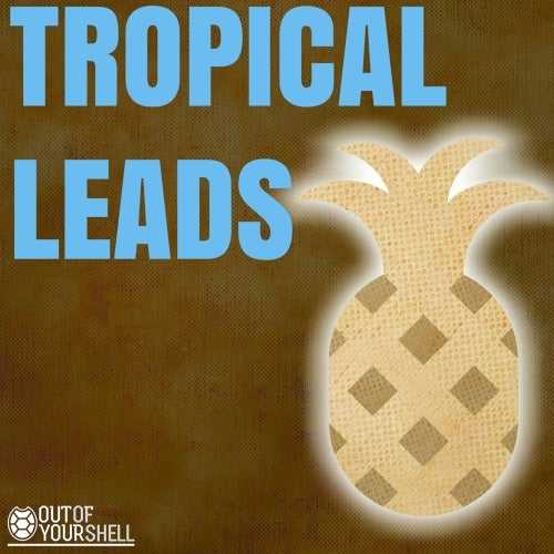Tropical Leads WAV MiDi | Images From Magesy® R Evolution™