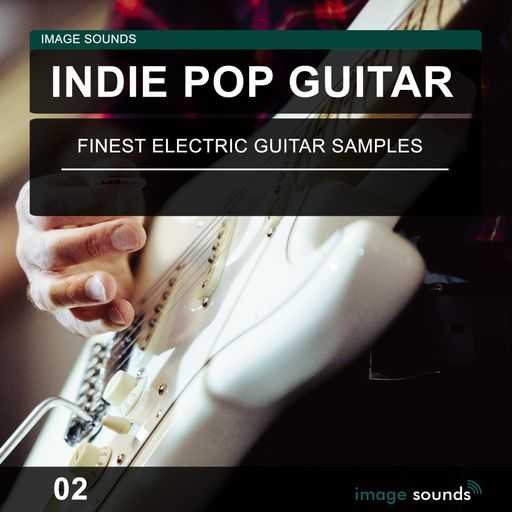 Indie Pop Guitar 02 WAV | Images From Magesy® R Evolution™