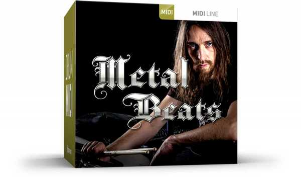 Metal Beats MiDi MAC | Images From Magesy® R Evolution™