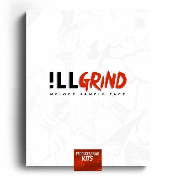 The ILLGRiND Melody Sample Pack WAV | Images From Magesy® R Evolution™