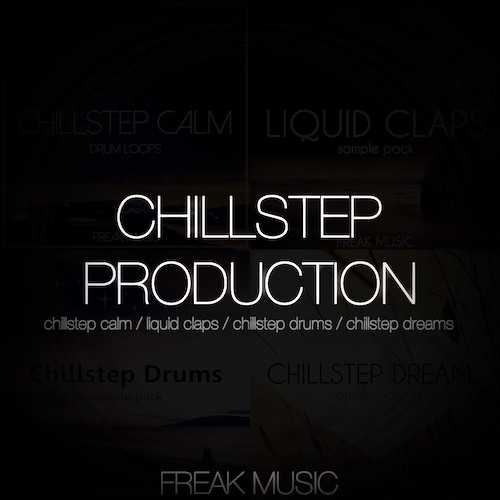 Chillstep Production Vol.1 WAV | Images From Magesy® R Evolution™
