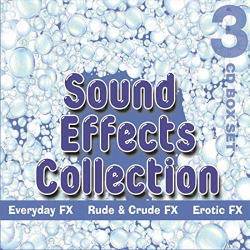 The Sound Effects Collection: Everyday FX WAV | Images From Magesy® R Evolution™