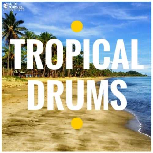 Tropical Drums WAV MiDi | Images From Magesy® R Evolution™
